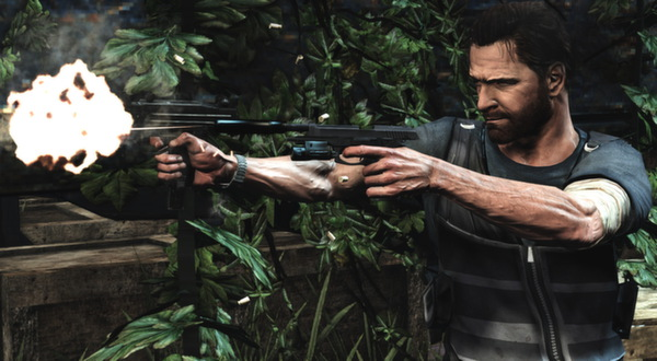 Скриншот игры [Аккаунт]  Max Payne 3