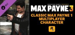 Max Payne 3: Classic Max Payne Character