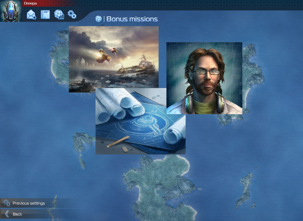 Anno 2070: The Development Package screenshot