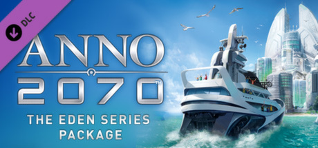 Anno 2070: The Eden Series Package