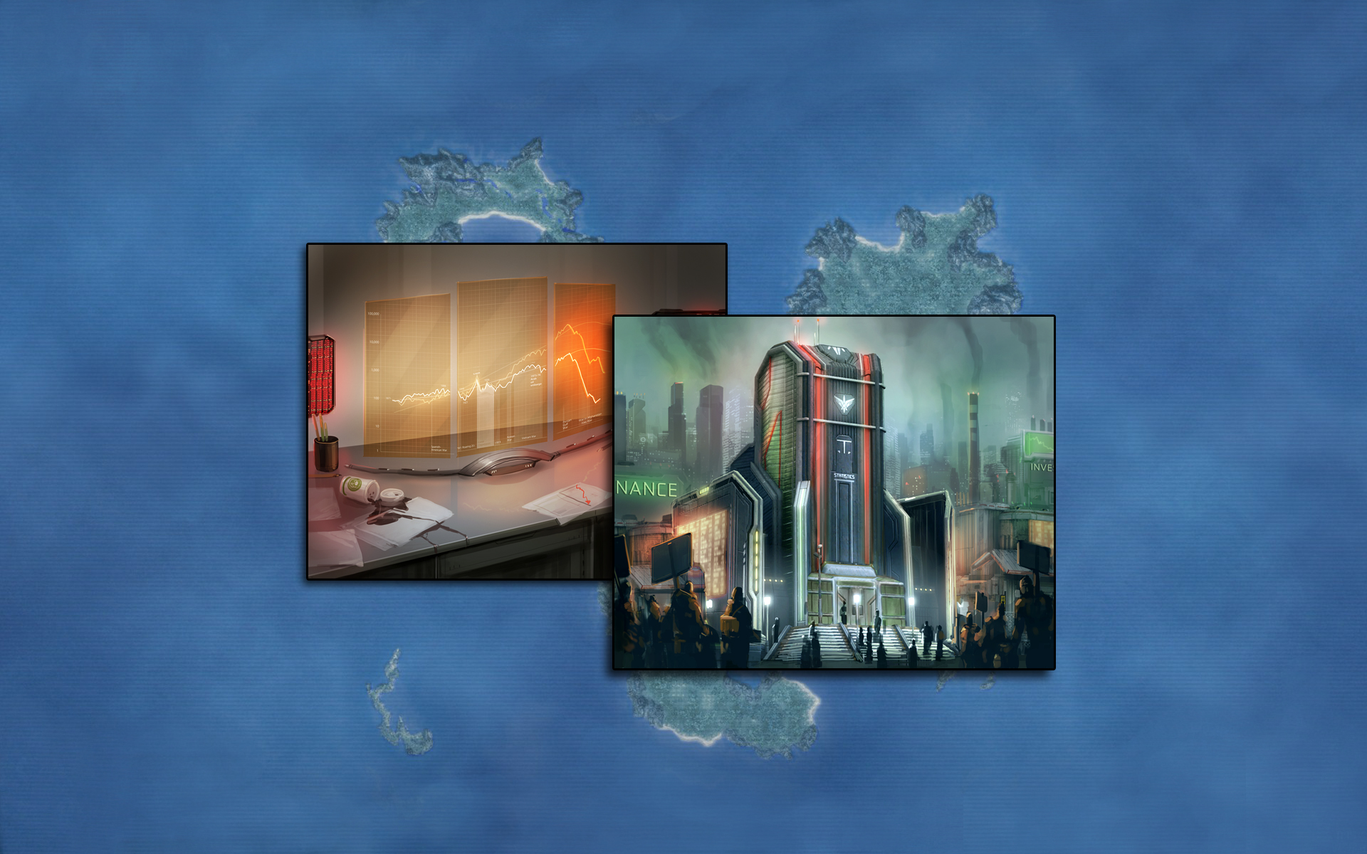 Anno 2070 - The Crisis Response Package screenshot