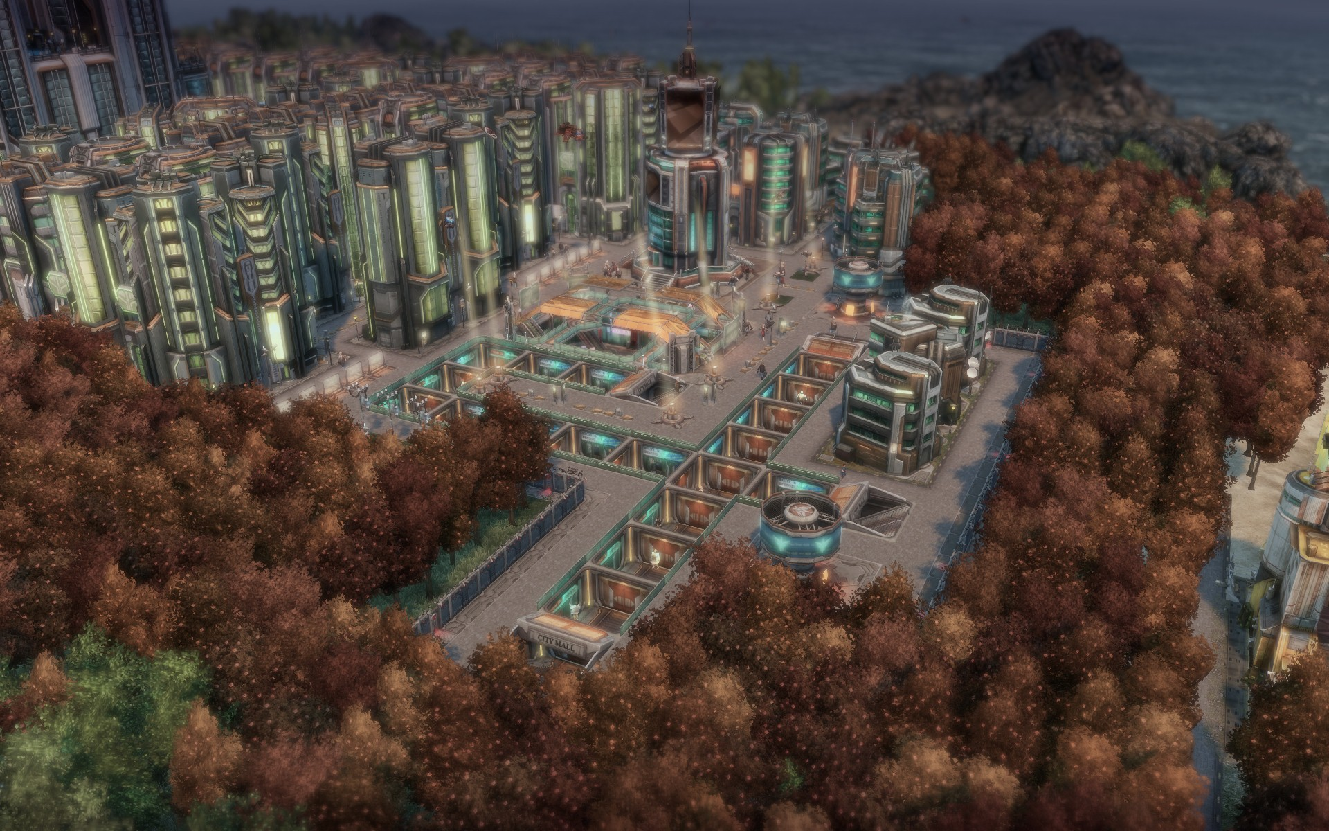 Anno 2070 - The Distrust Series Package screenshot