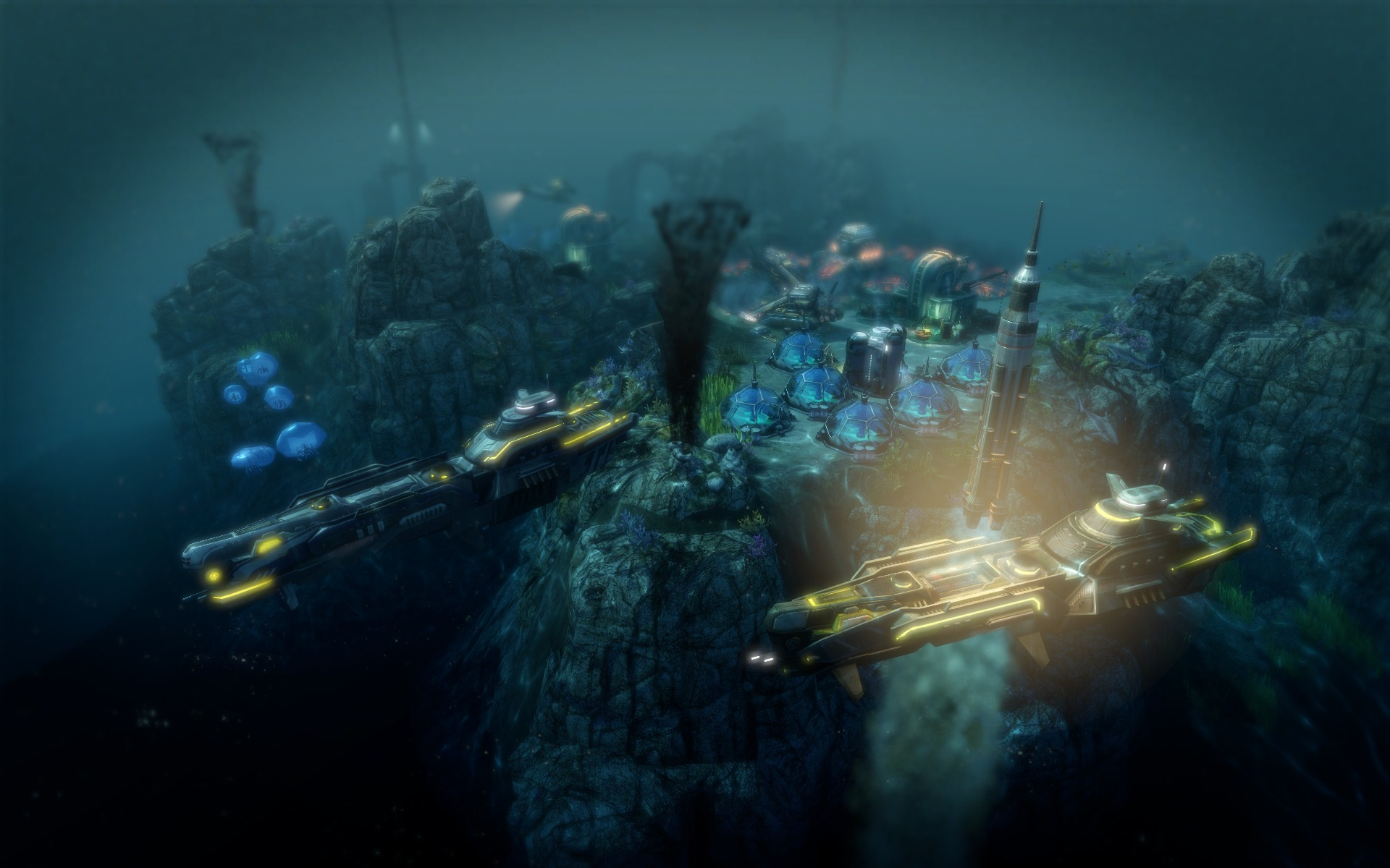 Anno 2070 - The Silent Running Package screenshot