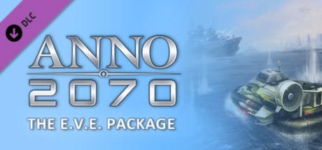 Anno 2070  - The E.V.E. Package