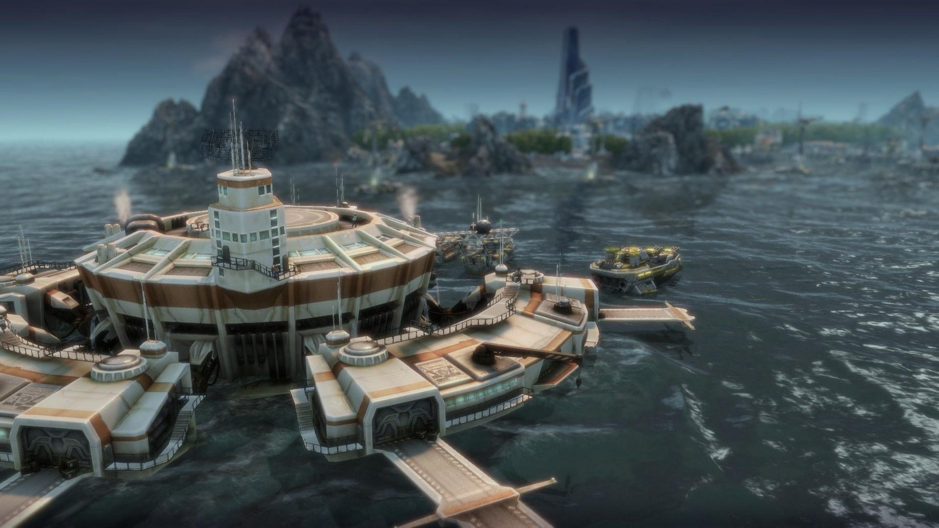 Anno 2070 - Deep Ocean screenshot