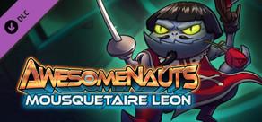 Awesomenauts - Mousquetaire Leon Skin