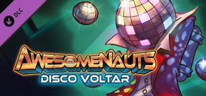 Awesomenauts - Disco Voltar Skin