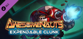 Awesomenauts - Expendable Clunk Skin