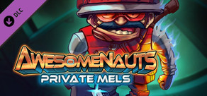 Awesomenauts - Private Mels Skin