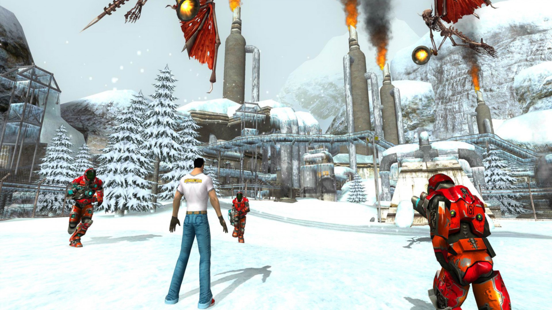 Serious Sam 2 Free Download image 1