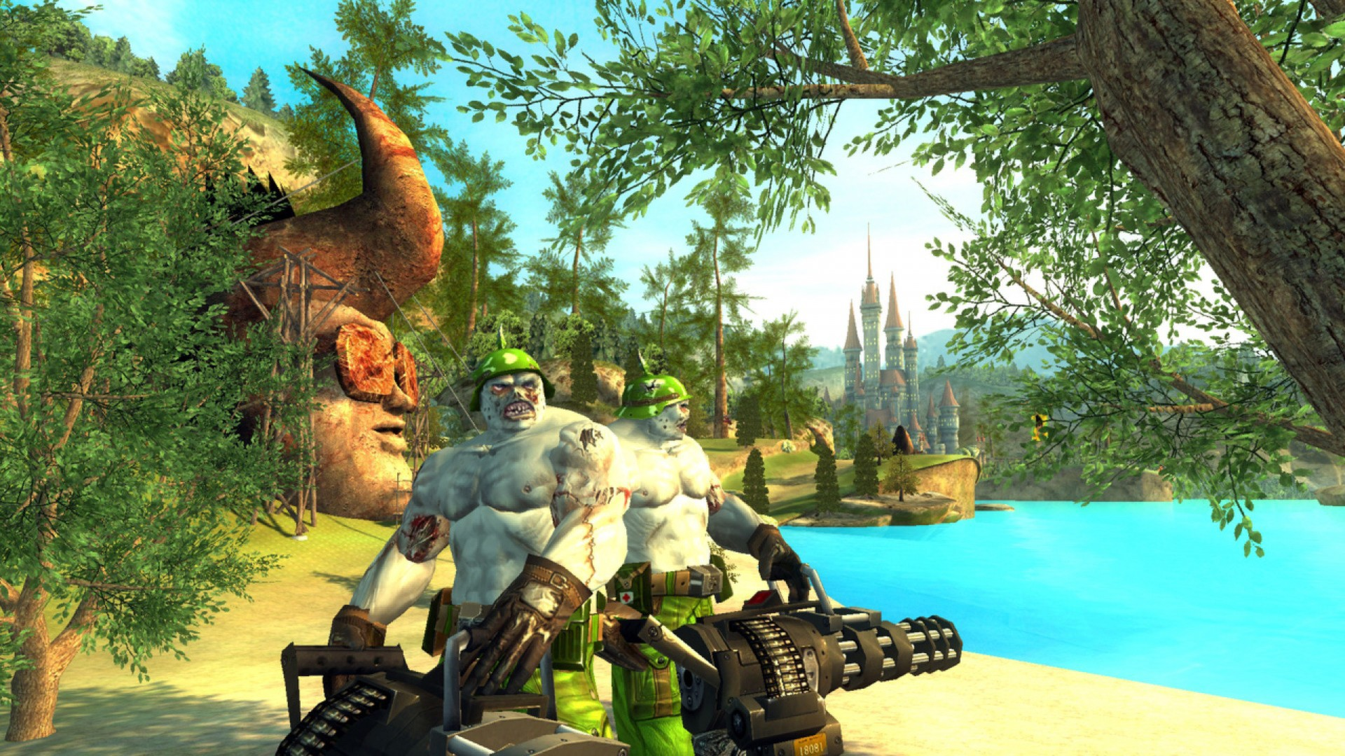 Serious Sam 2 Free Download image 2