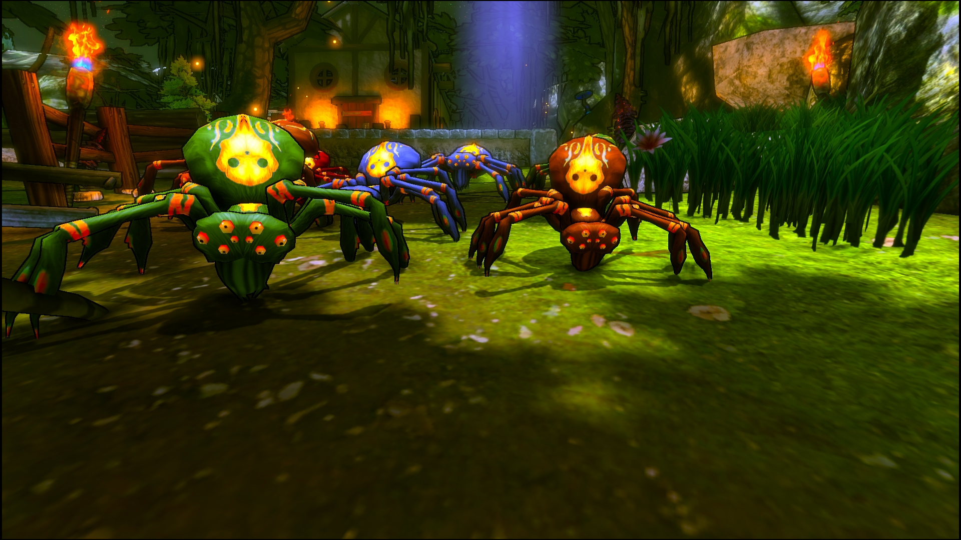 Dungeon Defenders - Quest for the Lost Eternia Shards Part 1 screenshot
