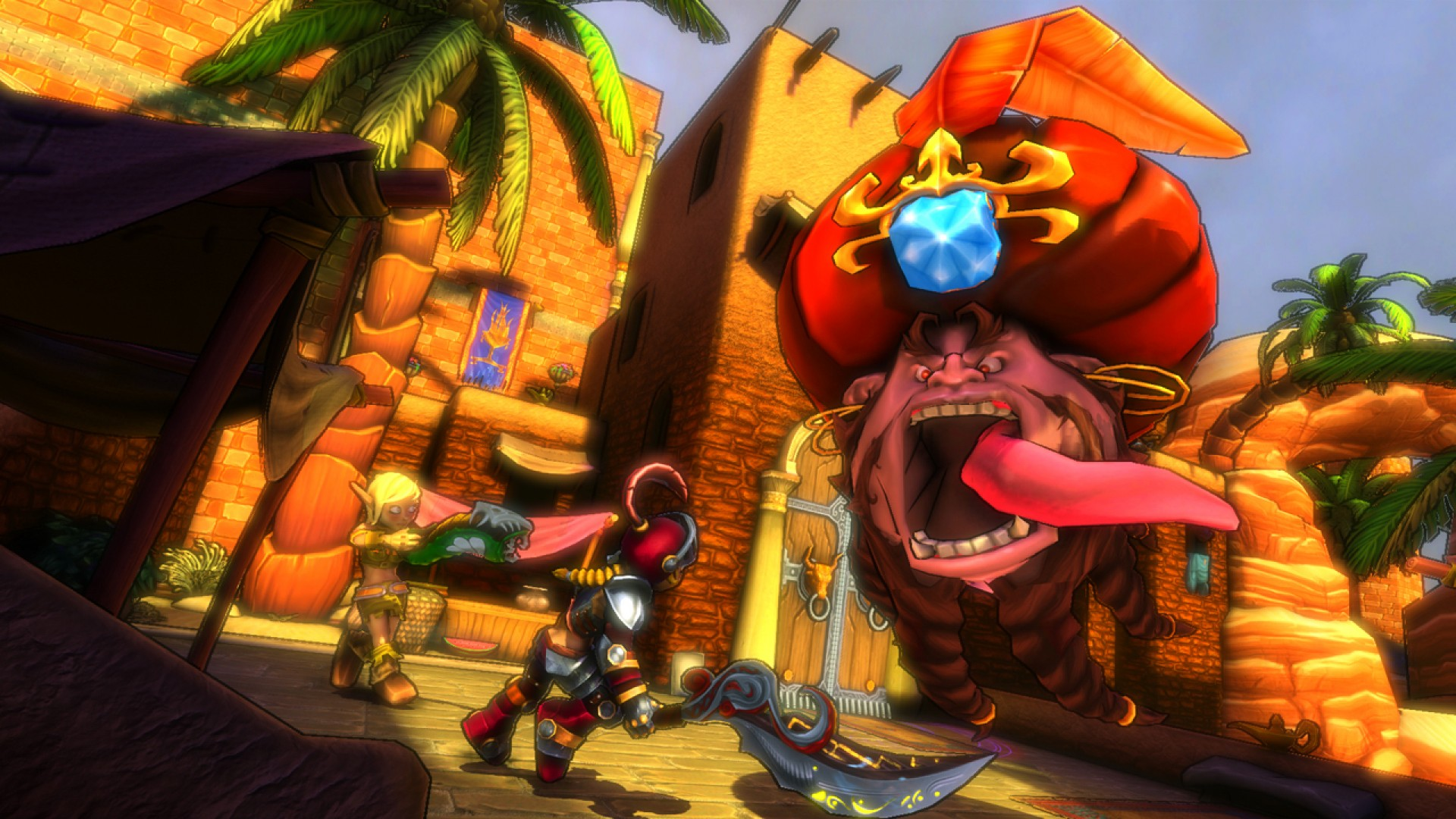Dungeon Defenders - Quest for the Lost Eternia Shards Part 2 screenshot