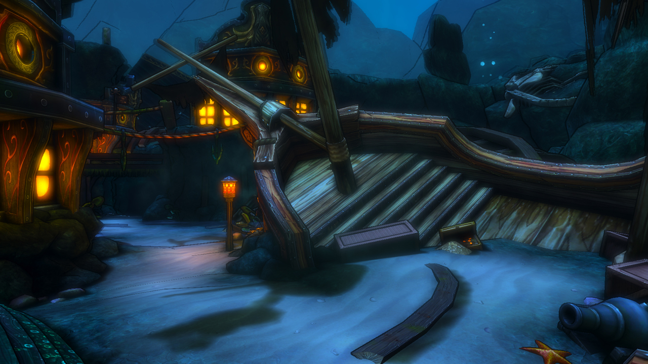 Dungeon Defenders: Quest for the Lost Eternia Shards Part 3 screenshot