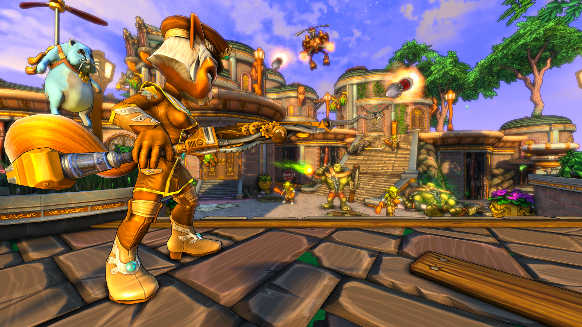 Dungeon Defenders  - Quest for the Lost Eternia Shards Part 4 screenshot