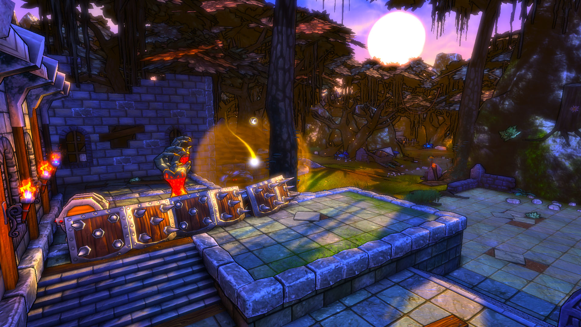 Dungeon Defenders: Assault Mission Pack screenshot