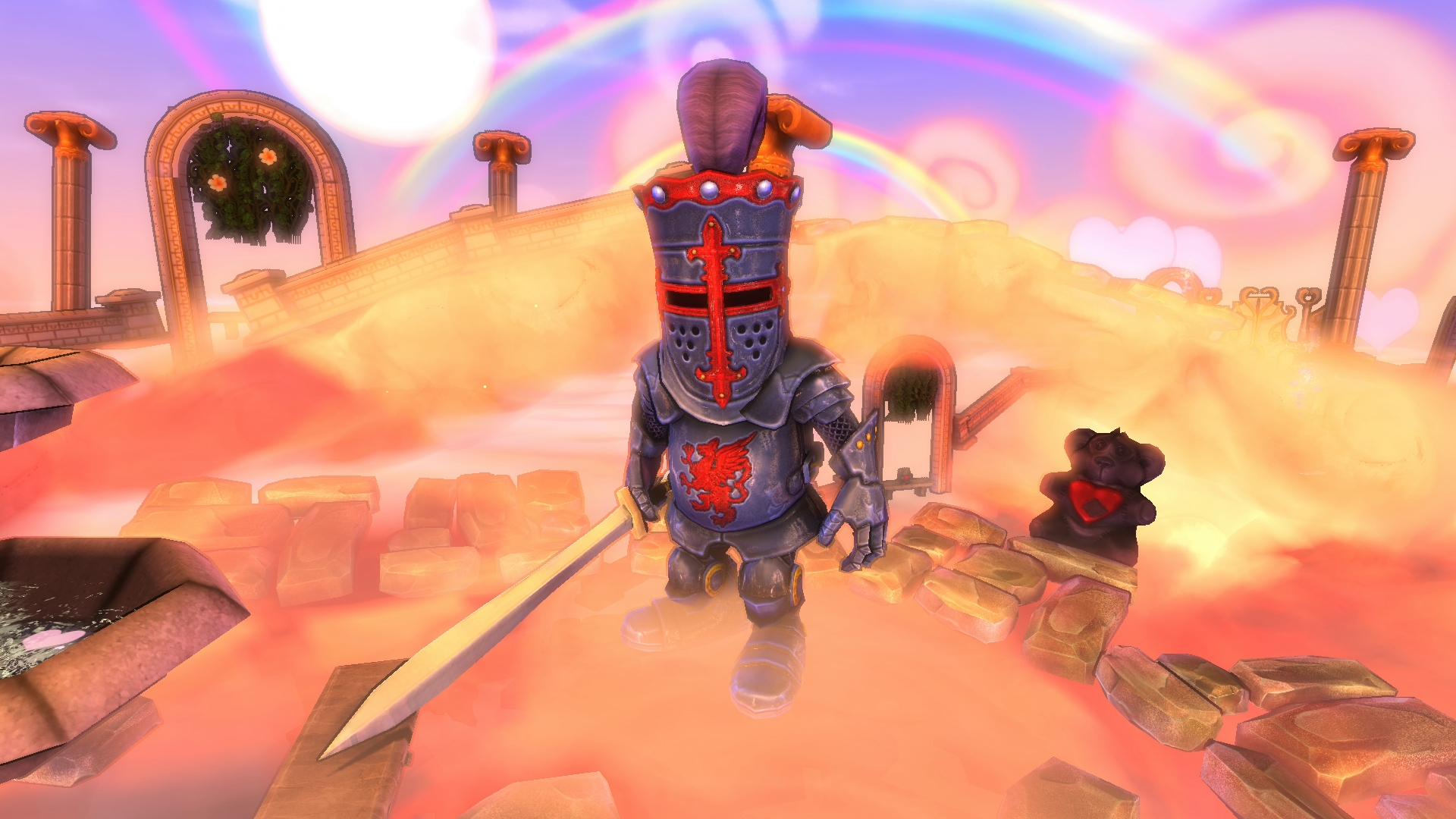 Dungeon Defenders: Etherian Festival of Love screenshot