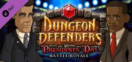 Dungeon Defenders - President's Day Surprise