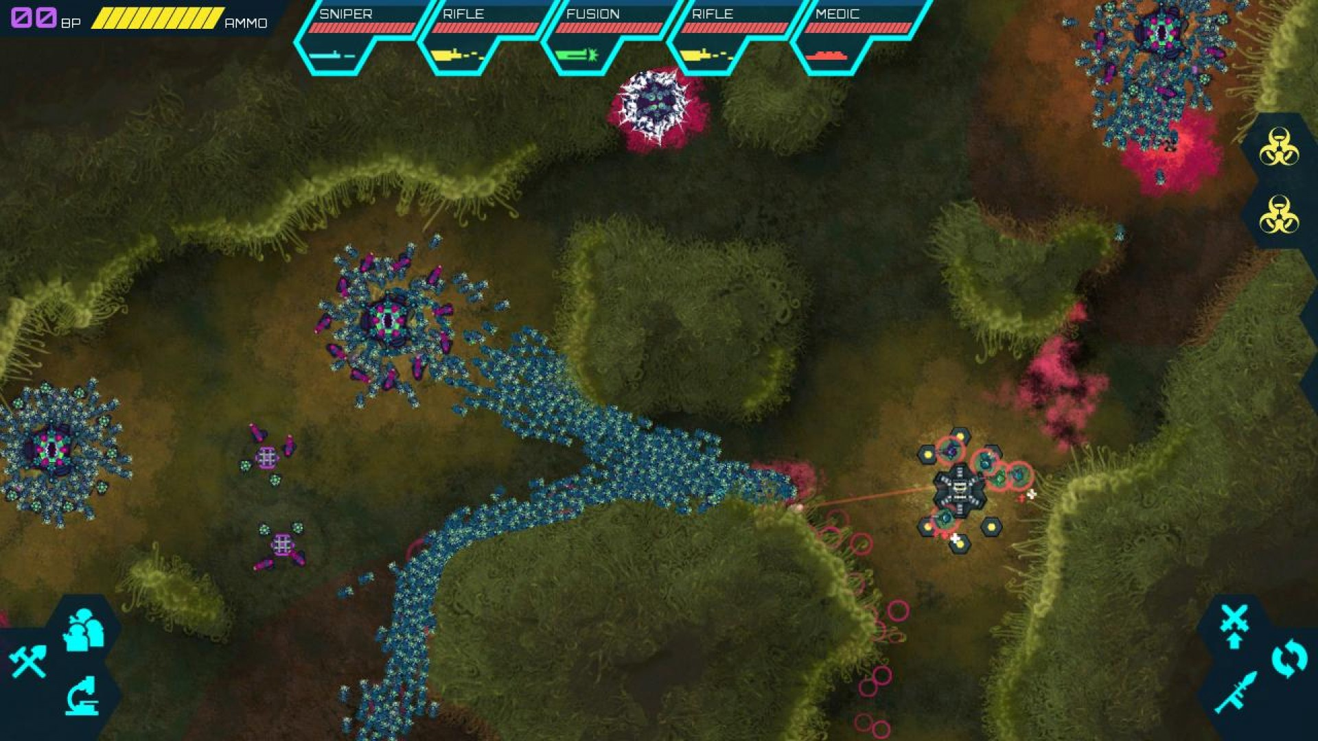 Infested Planet screenshot