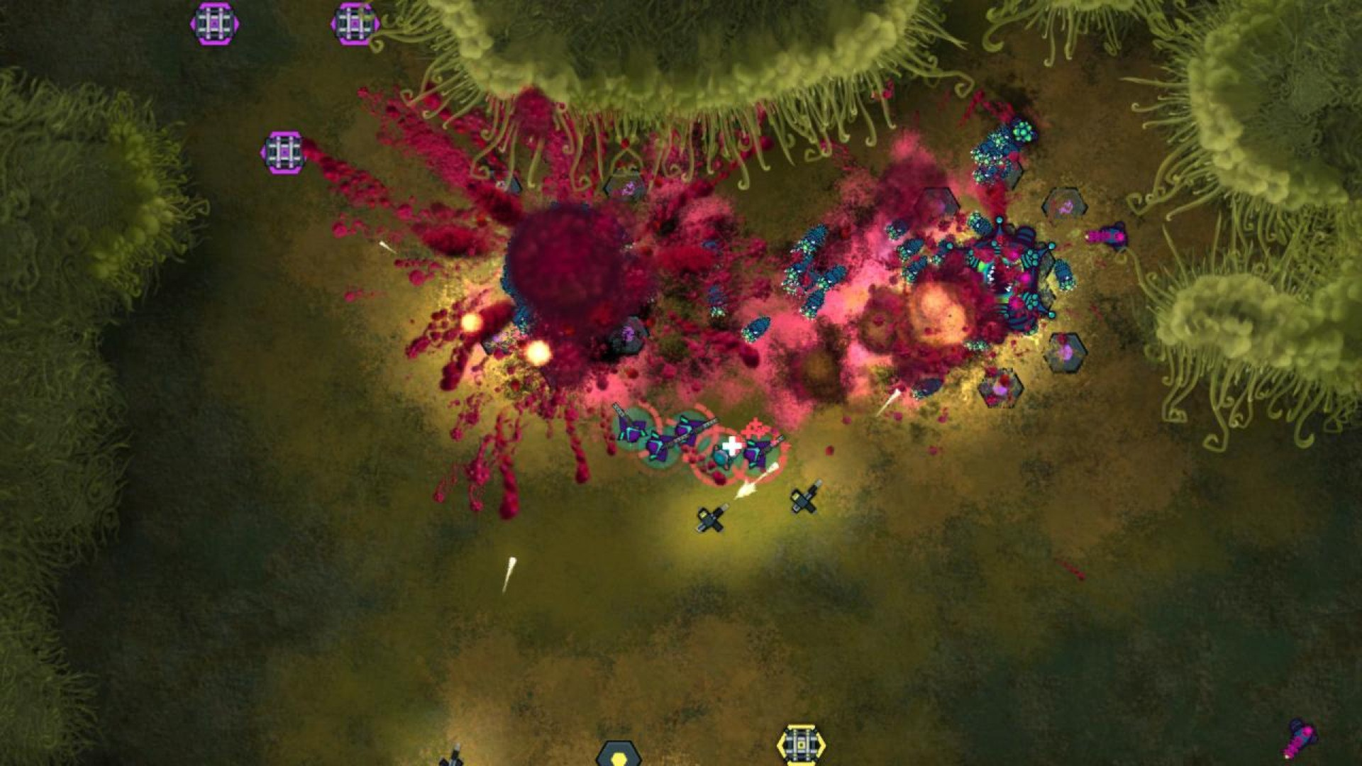 Infested Planet [GoG] [2014|Eng]