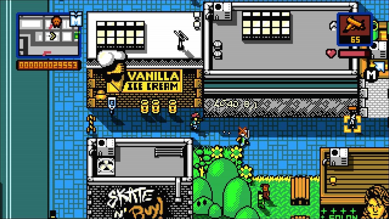 Retro City Rampage screenshot 1
