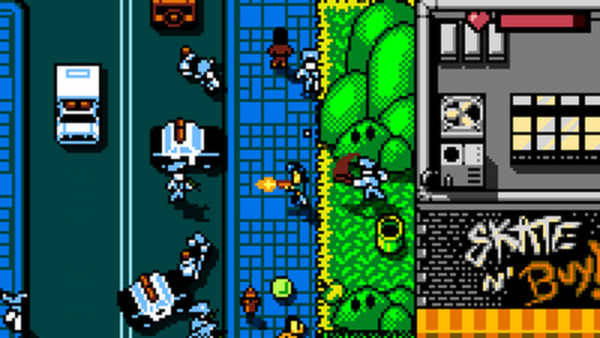 Retro City Rampage screenshot 3