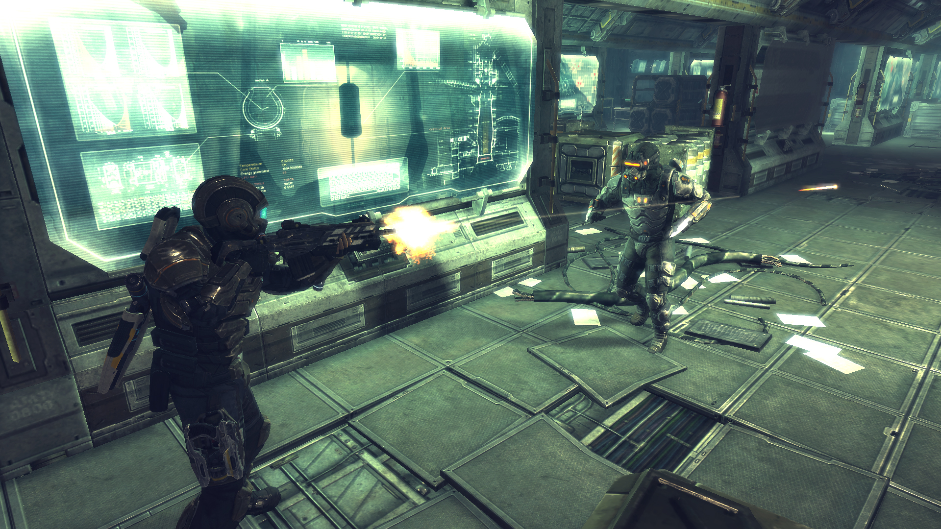Deep Black: Reloaded screenshot