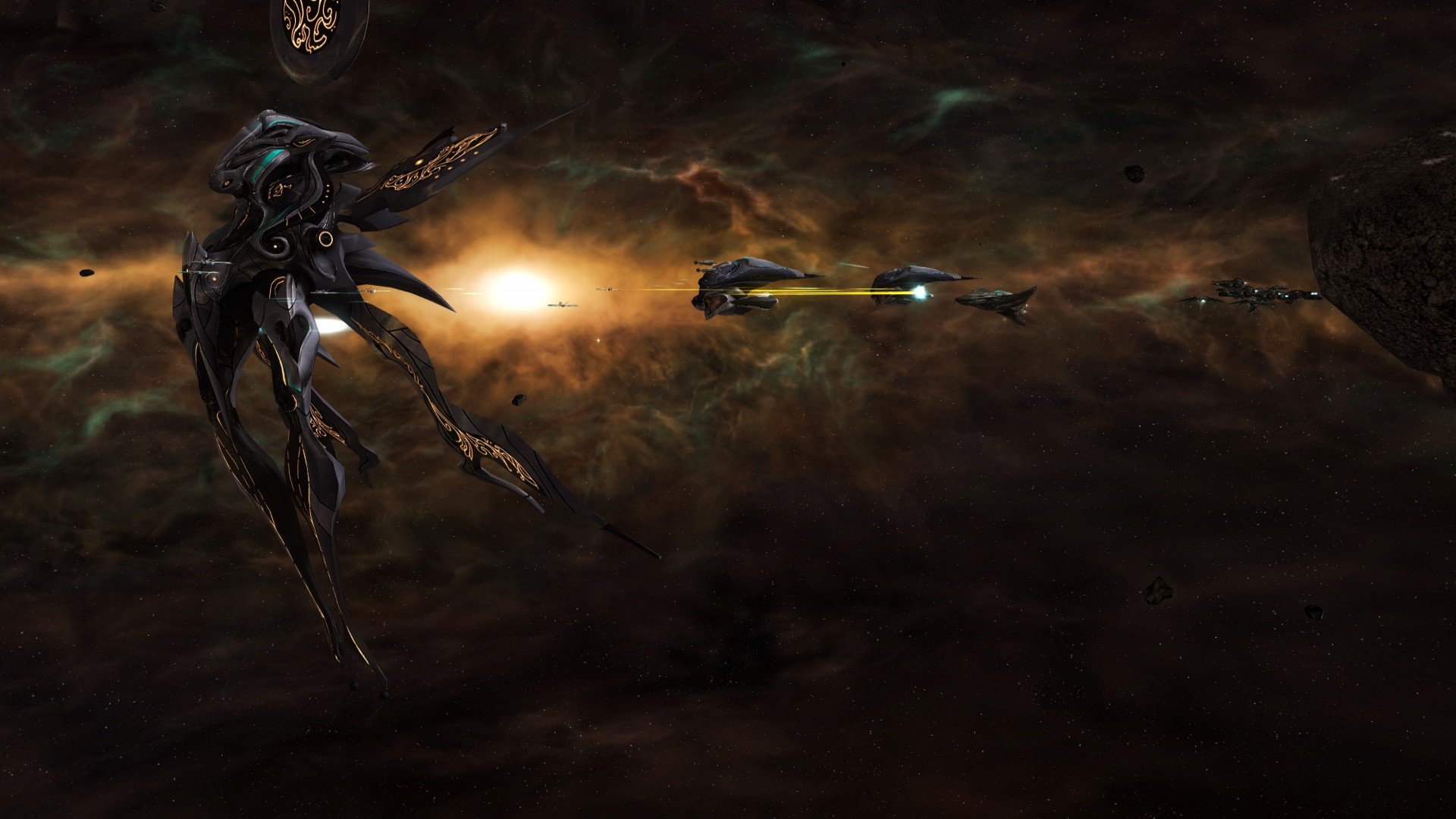 Sins of a Solar Empire: Rebellion screenshot