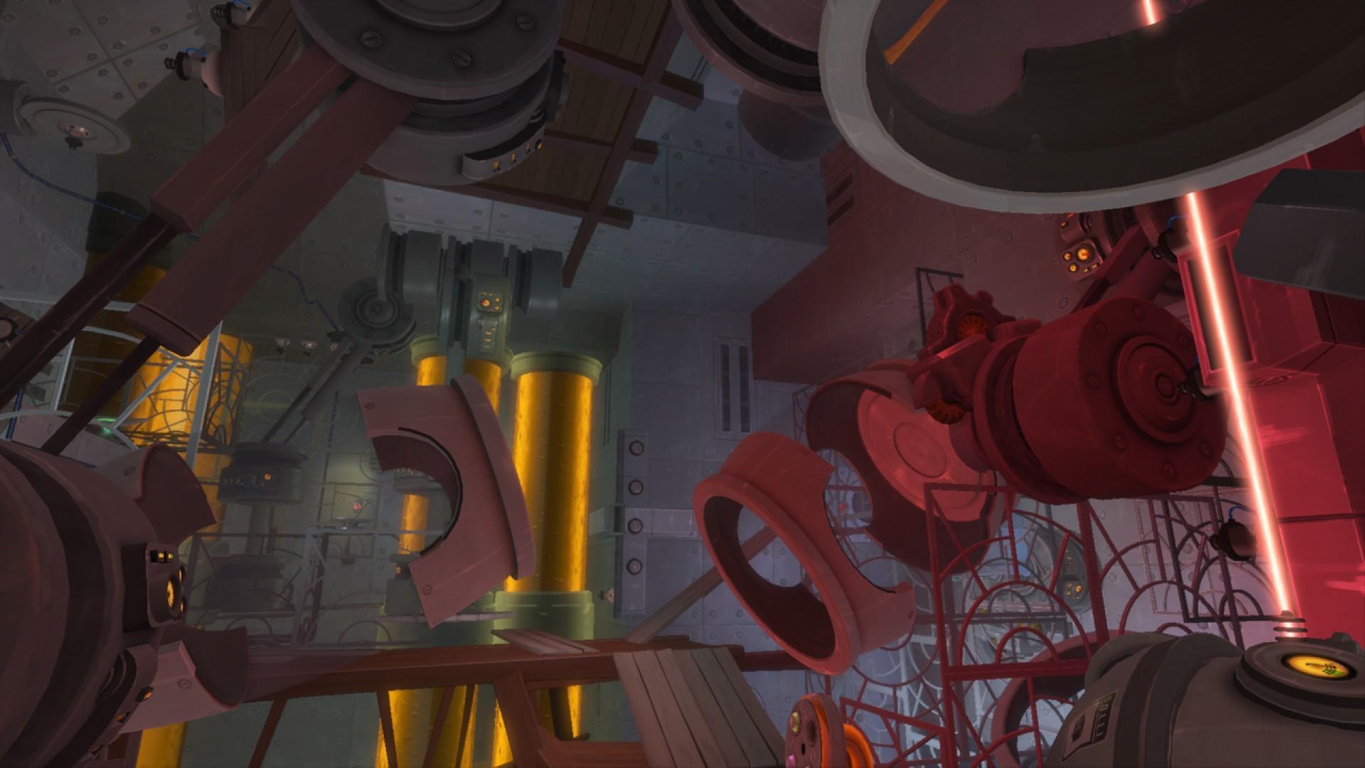 Quantum Conundrum: IKE-aramba! screenshot