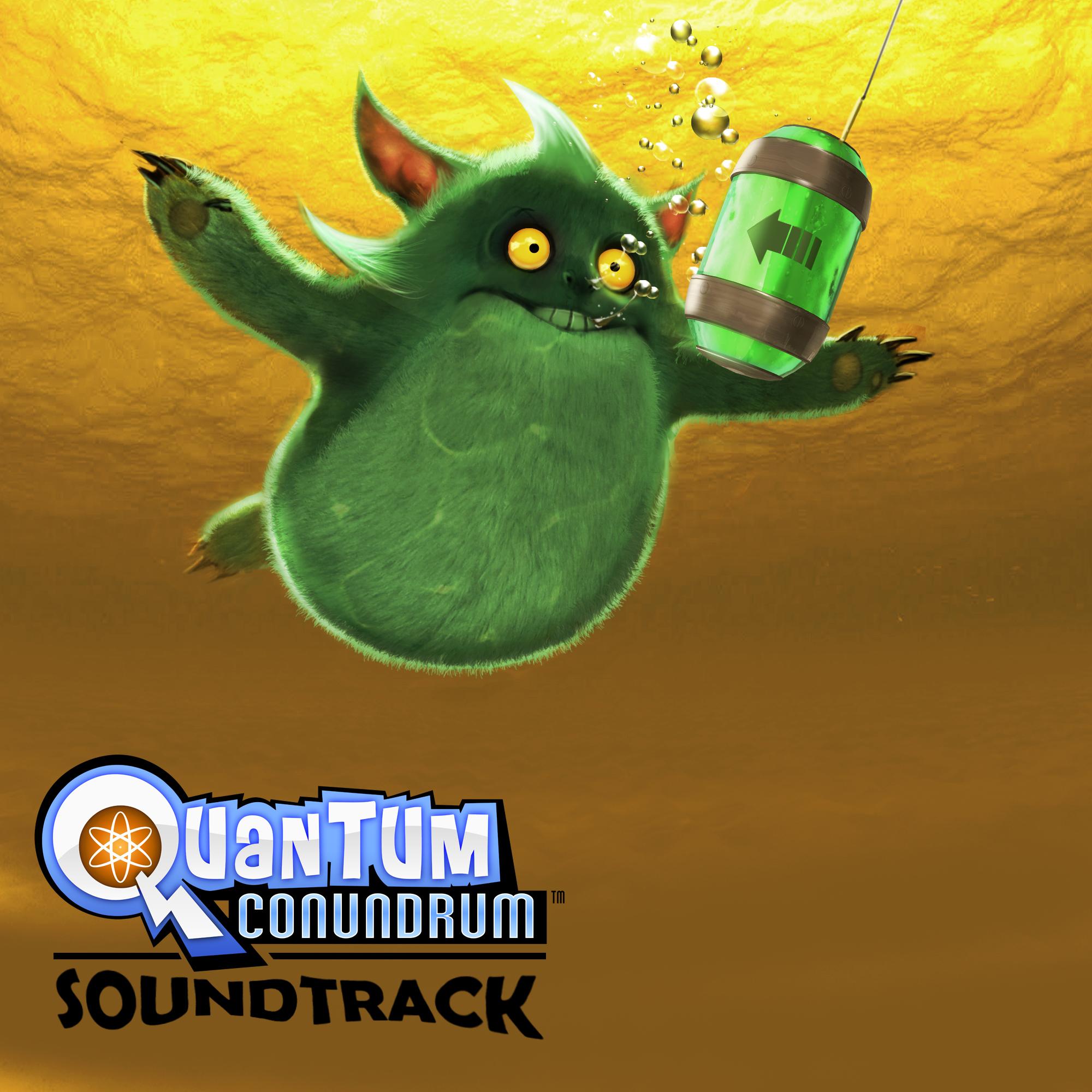 Quantum Conundrum Soundtrack screenshot