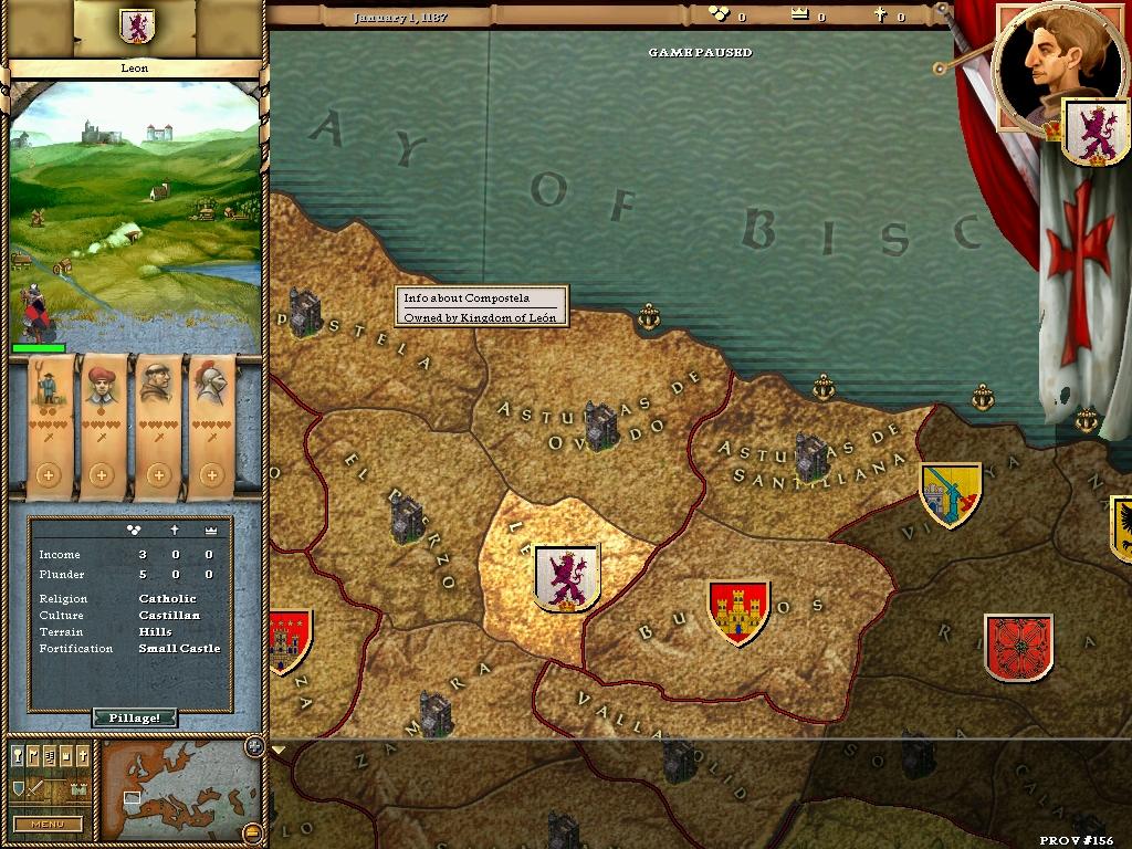 Crusader Kings Complete screenshot