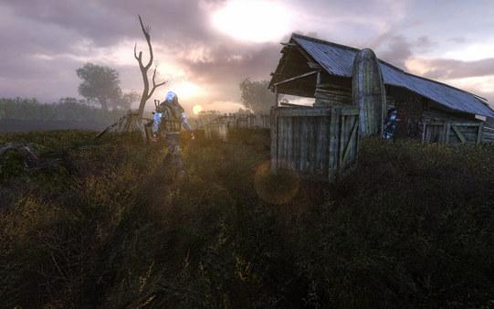 stalker рыбацкий хутор