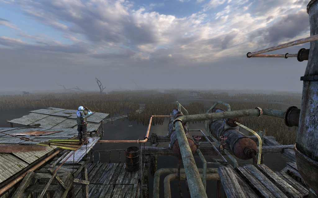 S.T.A.L.K.E.R.: Clear Sky screenshot