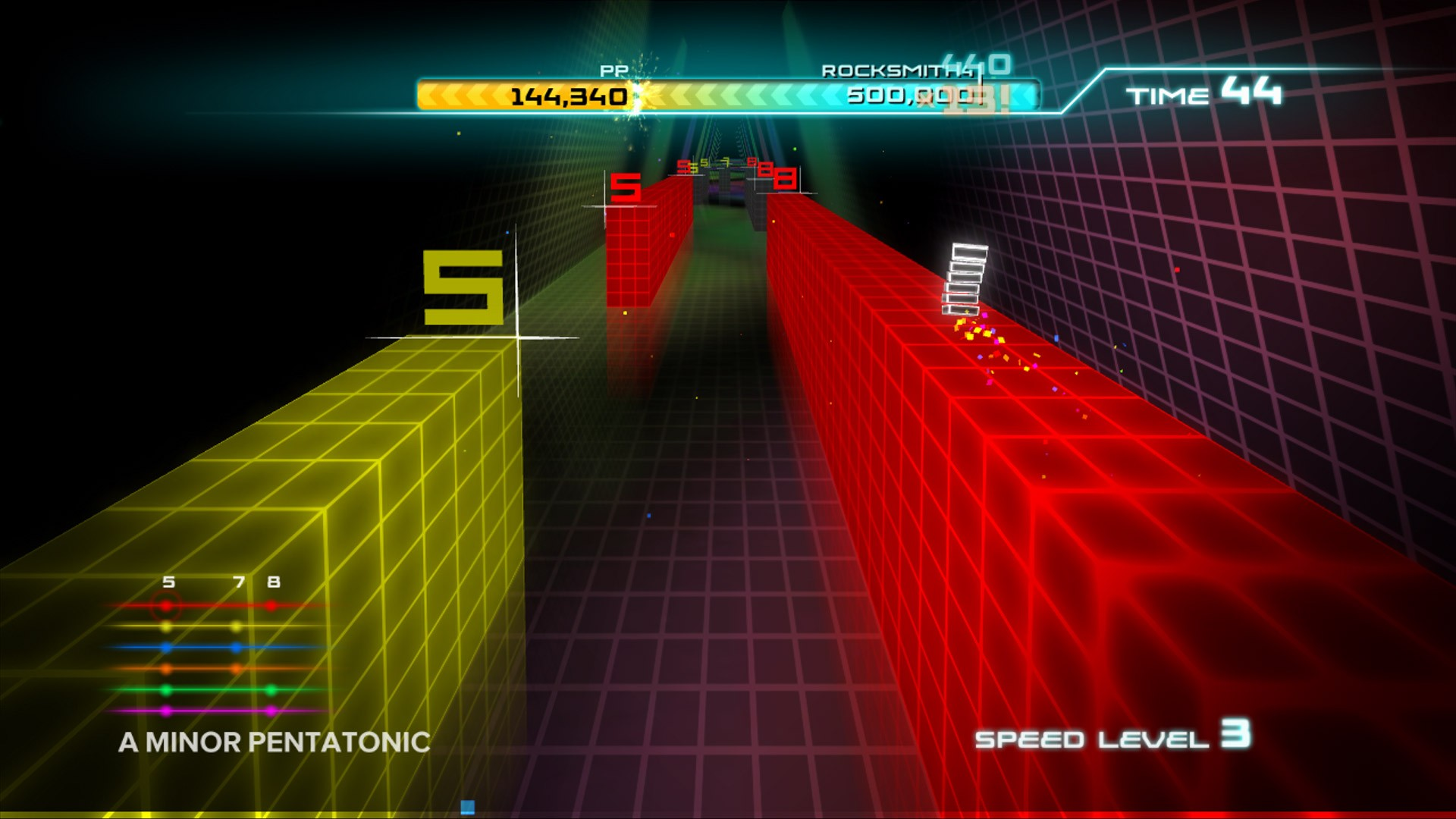 Rocksmith screenshot