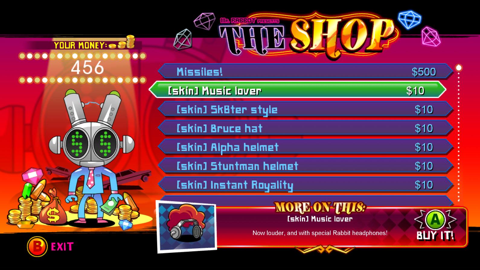 Hell Yeah! Wrath of the Dead Rabbit screenshot