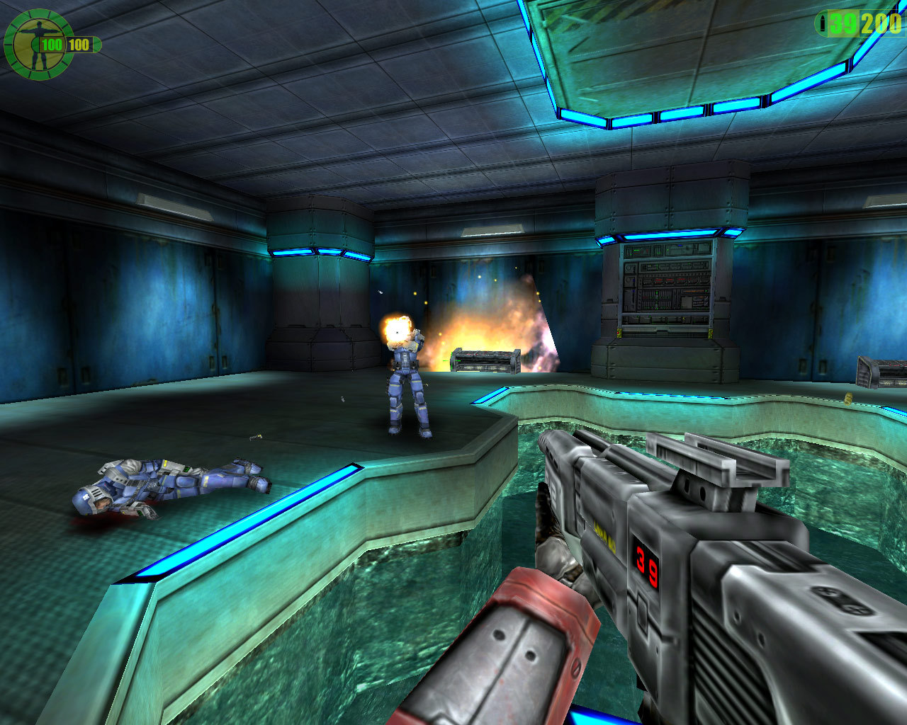 Red Faction screenshot 2