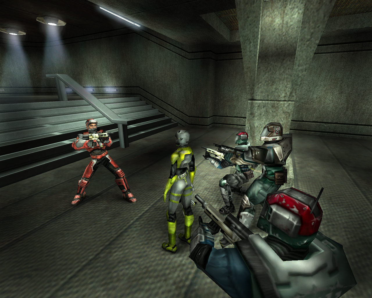Red Faction screenshot 1