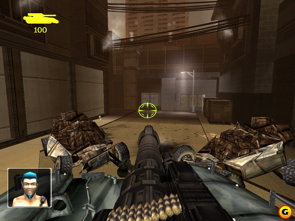 Red faction 2 (2003) pc review and full download | old pc gaming.