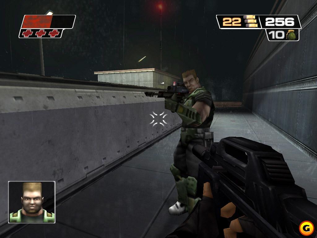 Red Faction II screenshot