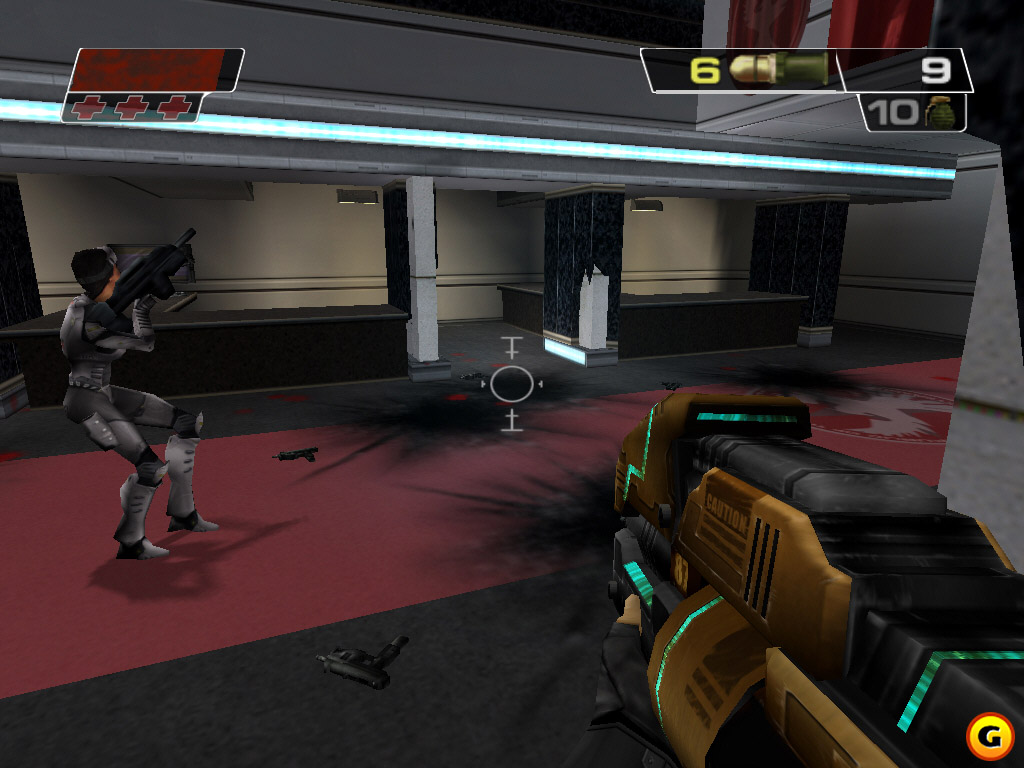 Red Faction II screenshot