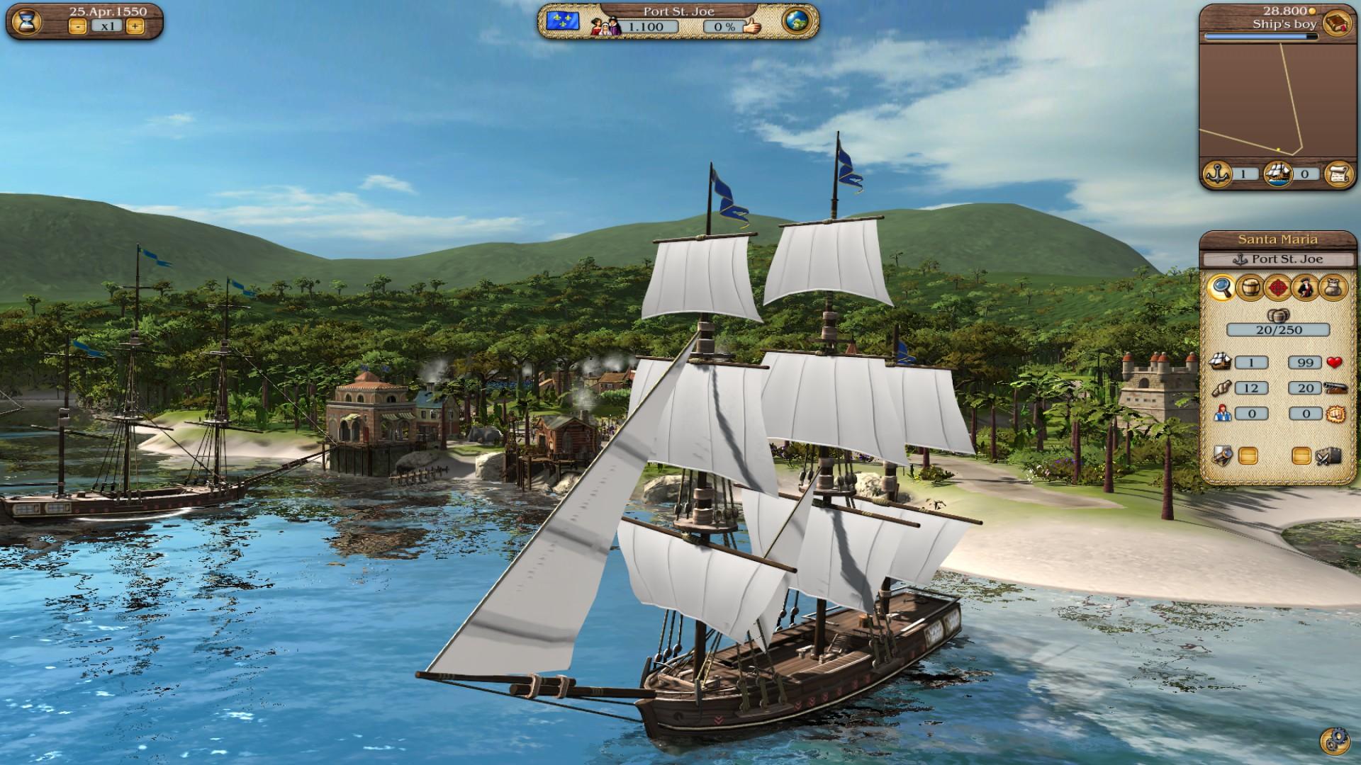 Port Royale 3 screenshot
