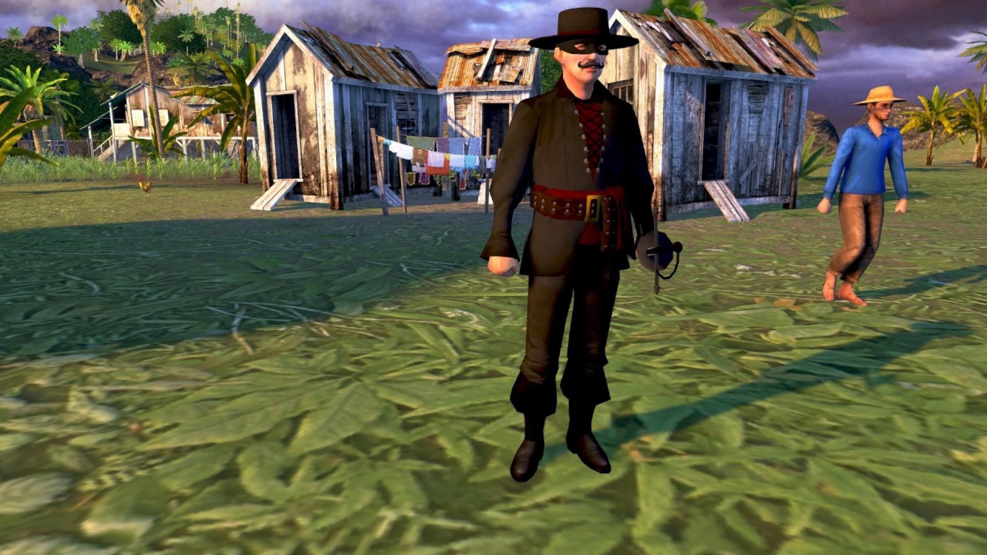 Tropico 4: Vigilante DLC screenshot