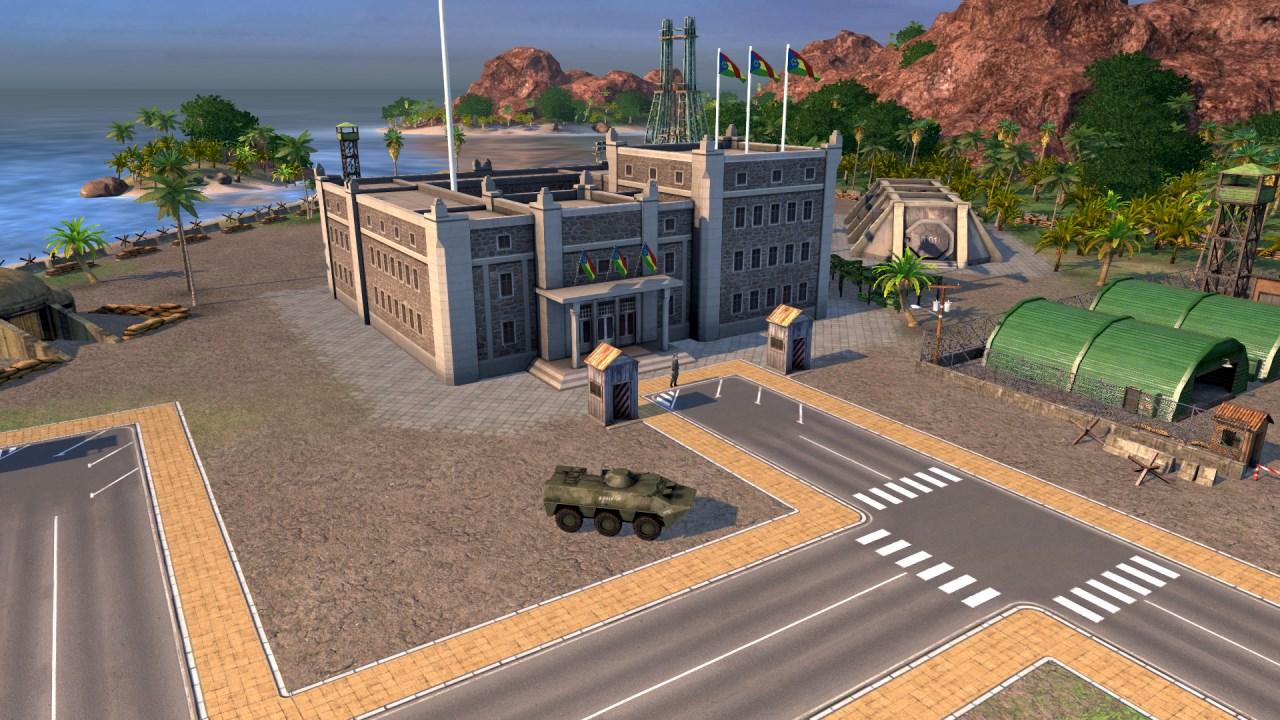 Tropico 4: The Academy screenshot