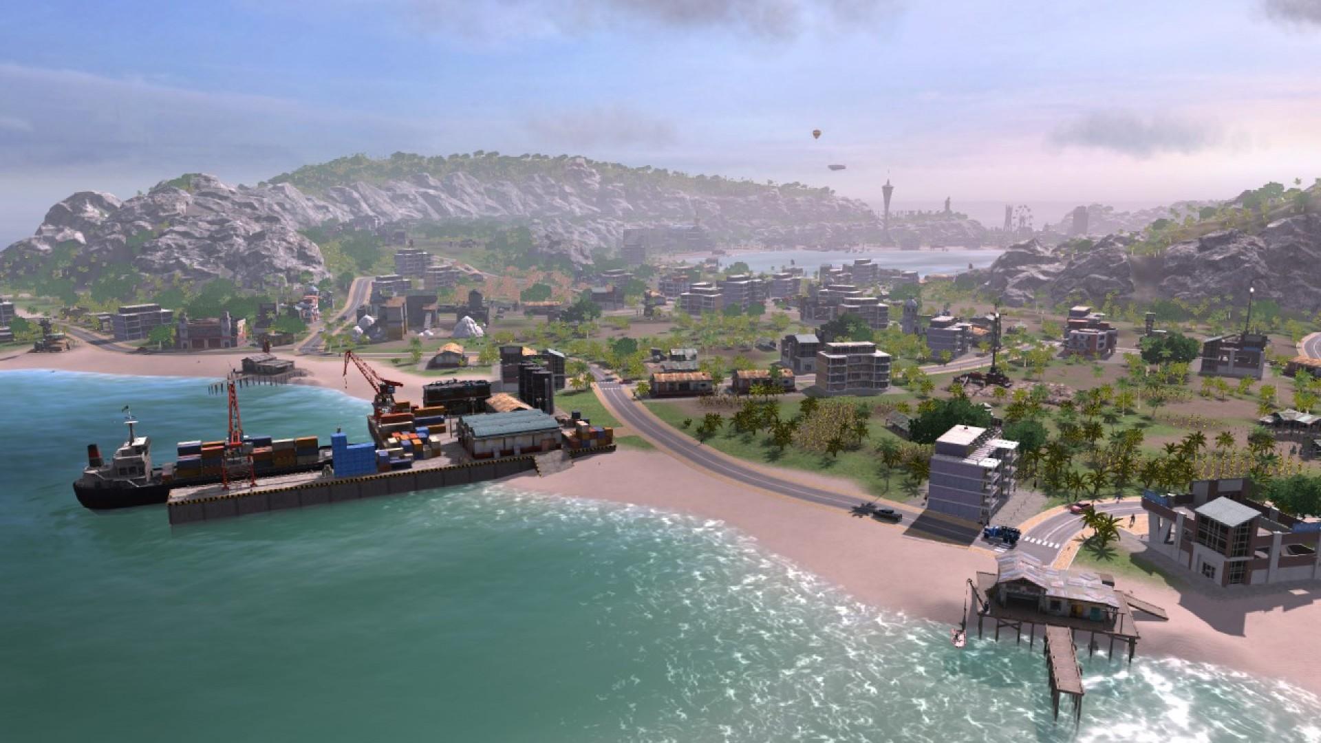 Tropico 4: Voodoo DLC screenshot