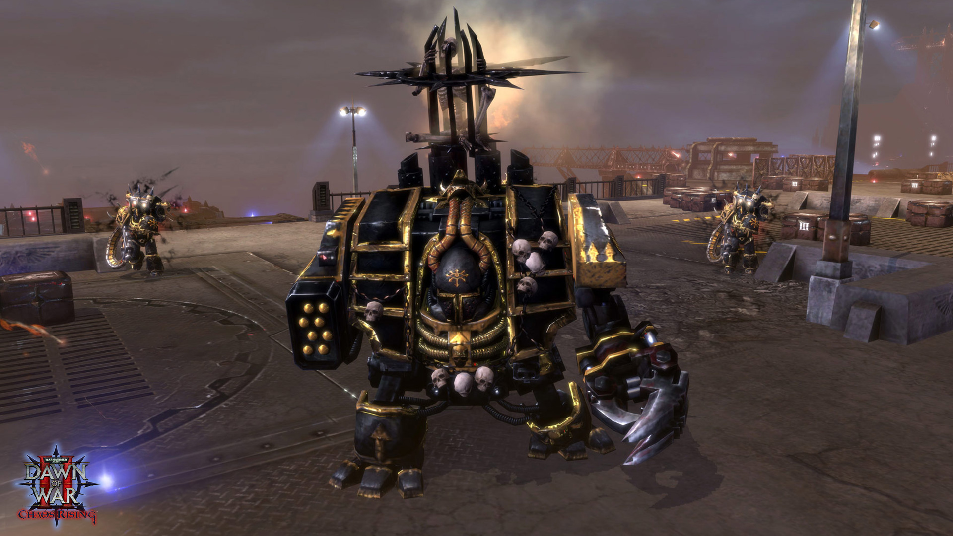Warhammer 40,000: Dawn of War II Chaos Rising screenshot