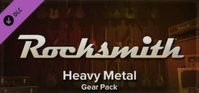 Rocksmith - Heavy Metal - Gear Pack