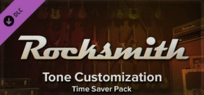 Rocksmith - Tone Customization - Time Saver Pack