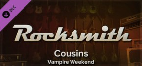 Rocksmith - Vampire Weekend - Cousins