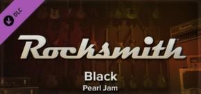 Rocksmith - Pearl Jam - Black