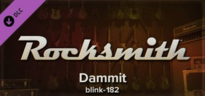 Rocksmith - blink-182 - Dammit